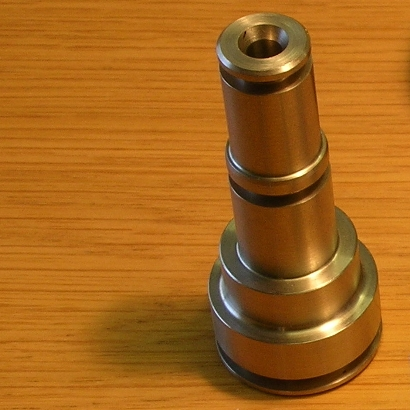 CNC Turning Produced Components
