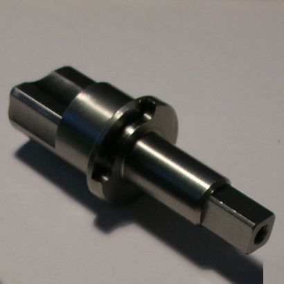 CNC Turning With Milling Capabilities Produced Components